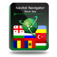 PROMO! Navitel Navigator. Black Sea Screen shot