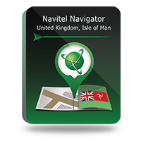 "Navitel Navigator. ""Great Britain, Isle of Man"""